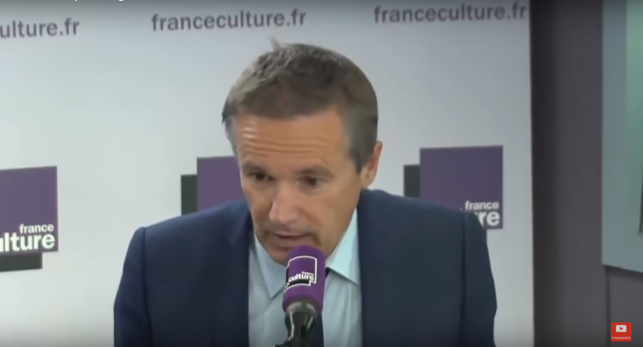 Nicolas Dupont-Aignan invité de France Culture